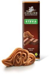 CAVALIER Mogyorókrémes Tejcsokoládé Steviával Édesítve (40g)