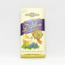 SZERENCSI Diabon Tejcsokoládé Fruktózzal (20g)
