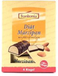 frankofonia Diabetikus Marcipánnal Töltött Csokoládészeletek (4x25g)