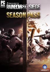Ubisoft Tom Clancy's Rainbow Six Siege Season Pass (PC)