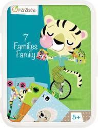 Avenue Mandarine Happy Family - veszélyeztetett állatok