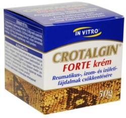 IN VITRO Crotalgin Forte krém 50g