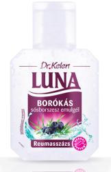 Dr.Kelen Luna Borókás sósborszesz emulgél 150ml - Reumasszázs