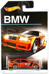 Mattel Hot Wheels - BMW - BMW E36 M3 Race