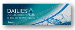 Alcon Dailies AquaComfort Plus (10db) - napi