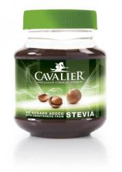 CAVALIER Mogyorókrém Steviával (380g)