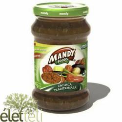 MANDY FOODS Zakuszka Padlizsánpástétom (300g)