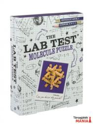 Professor Puzzle Labtest - The Molecule