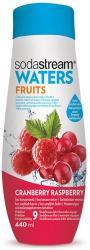 SodaStream Waters Fruits Vörösáfonya-Málna Szörp (440ml)