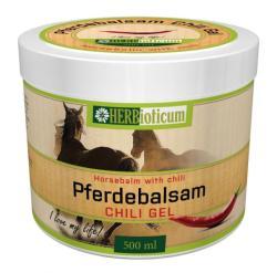 HERBioticum Lóbalzsam, chilivel - 500ml