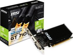 MSI GeForce GT 710 2GB GDDR3 64bit PCIe (GT 710 2GD3H LP)