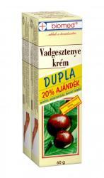 Biomed Vadgesztenye Krém, dupla 2x60g (120g)