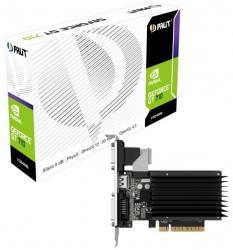 Palit GeForce GT 710 1GB GDDR3 64bit PCIe (NEAT7100HD06-2080H)