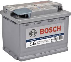 Bosch S6 60Ah 680A