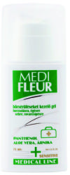 Medifleur Bőrsérüléseket kezelő gél 75ml (horzsolásra, égésre, sebre, rovarcsípésre)