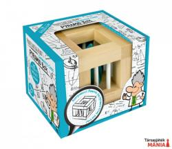Professor Puzzle Professor Egg Head's Pyramid Box