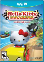 Bergsala Lightweight Hello Kitty Kruisers (Wii U)