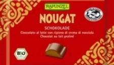 RAPUNZEL Bio Nugátos csokoládé (100g)