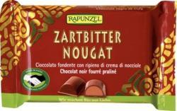 RAPUNZEL Cristallino Bio Félédes Nugátos Csokoládé (100g)