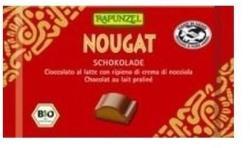 RAPUNZEL Cristallino Bio Nugátos Csokoládé (100g)
