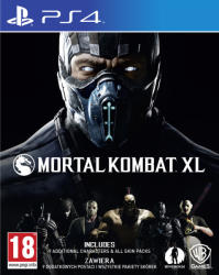 Warner Bros. Interactive Mortal Kombat XL (PS4)