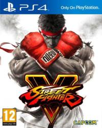 Capcom Street Fighter V (PS4)