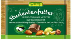 RAPUNZEL Bio Diákcsemegés Csokoládé 34% (100g)