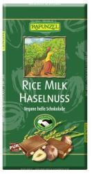 RAPUNZEL Bio Vegán Mogyorós Rizstejes Csokoládé (100g)