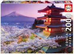 Educa Fudzsi-hegy, Japán 2000 db-os (16775)