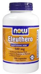 NOW Eleuthero kapszula - 250 db