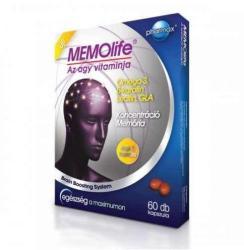 Pharmax MEMOlife Max kapszula - 60 db