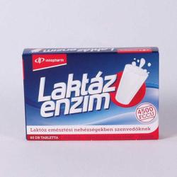 InnoPharm Laktáz enzim tabletta - 60 db