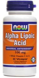 NOW Alpha Lipoic Acid (100mg) kapszula - 60 db