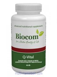 Biocom Q-Vital (Cardio Health) kapszula - 60 db