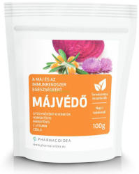 MentalFitol Pharmacoidea Májvédő porkeverék - 100g