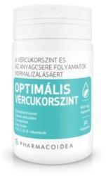 MentalFitol Pharmacoidea Optimális vércukorszint kapszula - 30 db