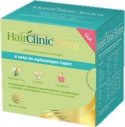 HairClinic Extra Hajszépség kapszula - 90 db