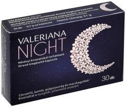 VALERIANA Night kapszula - 30x30 db