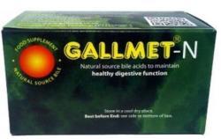 GALLMED Gallmet-N kapszula - 90 db