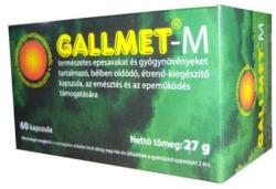 GALLMED Gallmet-M kapszula - 90 db