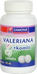 Damona Valeriana+komló tabletta - 90 db