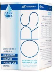 InnoPharm ORS rehidratációs granulátum - 10 db