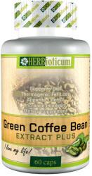 HERBioticum Green Coffee Bean Extract Plus - Zöldkávébab+Króm kapszula - 60 db