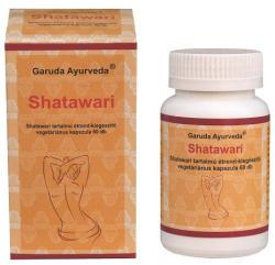 Garuda Ayurveda Shatawari vegán kapszula - 60 db
