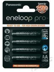 Panasonic AA Eneloop Pro 2500mAh (4) ELAKU04