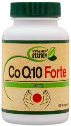 Vitamin Station CoQ10 Forte kapszula - 100 db