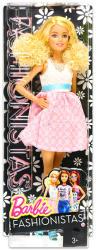 Mattel Barbie - Fashionista - Powder Pink