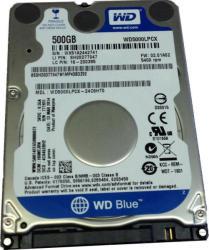 Western Digital Blue 2.5 500GB 5400rpm 8MB SATA3 WD5000LPCX