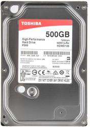 "Toshiba P300 3.5"" 500GB 64MB 7200rpm SATA 3 HDWD105EZSTA"