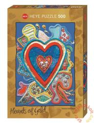 Heye Hearts of Gold: Red and Blue 500 db-os (29707)
